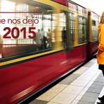 LO QUE NOS DEJO EL 2015