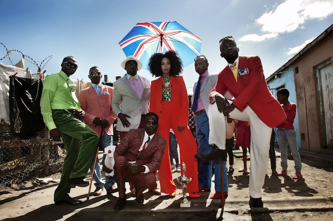 La moda y el estilo no tienen estrato: Le Sapeurs