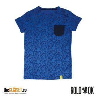024-rolo-ok-camiseta-bolsillo-azul-credondo-thecloset-491x491