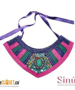 collar-artesanal-sinu-theclosetco