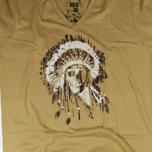 camiseta indio rolo-ok thecloset.co