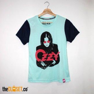camiseta mujer Ozzy estampado ROLO-OK theCloset.co diseño independiente