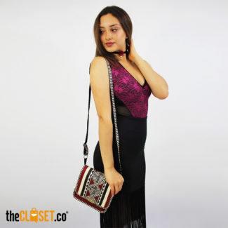 bolso cruzado modelo SINU theCloset.co diseño independiente