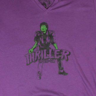 rolo-ok camiseta thriler thecloset.co