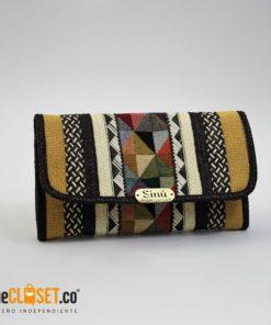billetera cmtk beige SINU theCloset.co diseño independiente