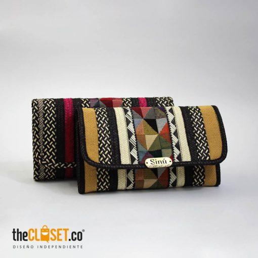 billetera cmtk SINU theCloset.co diseño independiente