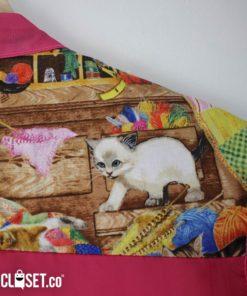 camisa boleros kitty ROTTEN MUZTARD theCloset.co diseño independiente
