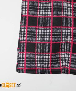 falda escoces ROTTEN MUZTARD theCloset.co diseño independiente