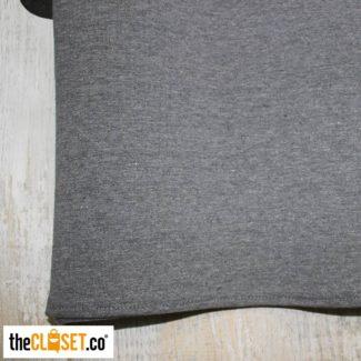 falda tubo gris REVOLUCION URBANA theCloset.co diseño independiente