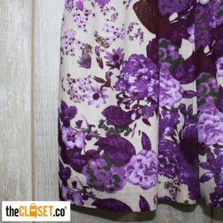 jumpsuit corto flor magenta LADYDI CREATIVE theCloset.co diseño independiente