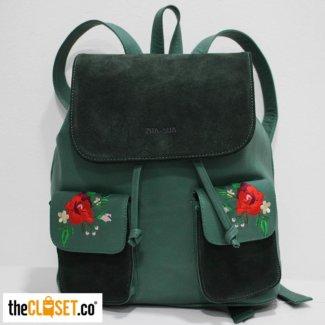 moral venice verde ZHA-SUA theCloset.co diseño independiente