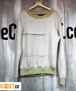 saco costuras beige johimato thecloset.co diseño independiente