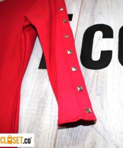 vestido revolucion urbana thecloset.co diseño independiente