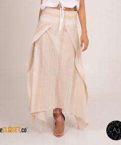 falda-asimetrica-theclosetco